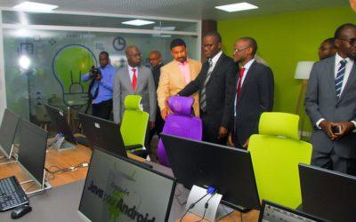 Inauguration du Expresso Innovation Hub